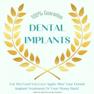 Laser Fitted Dental Implants in Edinburgh